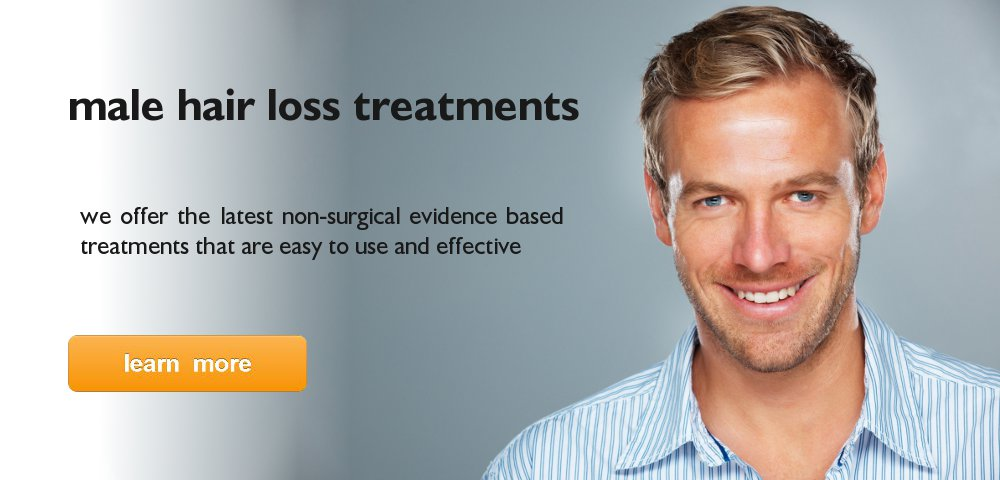 male hair loss treatments uk